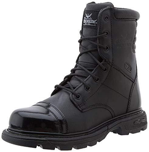 Thorogood Men's 8' Side Zip Jump Boot Gen-flex