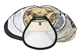 Lastolite LR3696 TriFlip 8 in 1 30-Inch Grip Reflector Kit