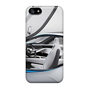 Snap-on Bmw Vision Efficient Dynamics Concept Cases Covers Skin Compatible With Iphone 5/5s