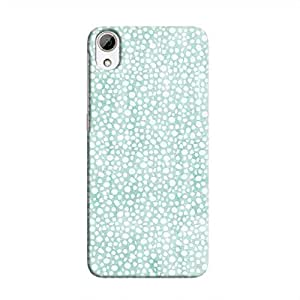 Cover It Up - Blue Pebbles Mosaic Desire 826 Hard Case