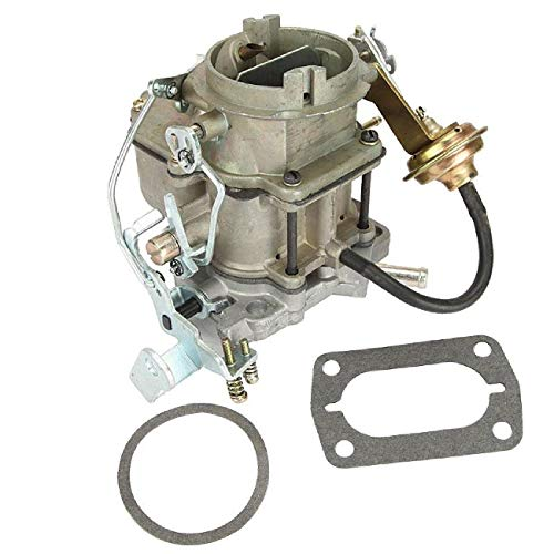 ALAVENTE Car Carburetor for Dodge Chrysler 318 V8 5.2L 1967-1980 Dodge 6 CIL Engine