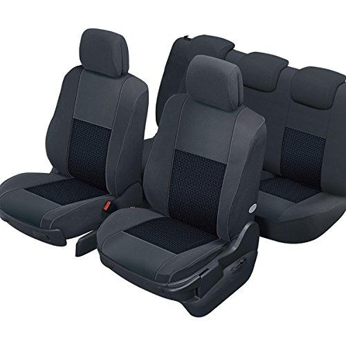 DBS 1011723 Coprisedili Auto // Vettura Rifinizioni Alta Gamma Isofix Compatibile Airbag Su Misura Montaggio Rapido