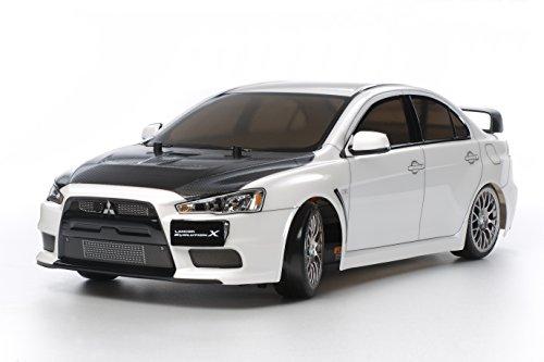 Kit Parts 4wd (Tamiya 58641 Mitsubishi Lancer Evo.X Drift Spec 4WD Kit TT-02D)