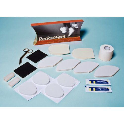 PerformanceFoot Athletic Exercise Foot Care Survival Kit ()