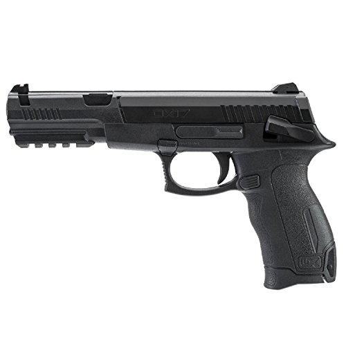 Umarex DX17 .177 Caliber Steel BB Airgun - Metal Spring Pistol