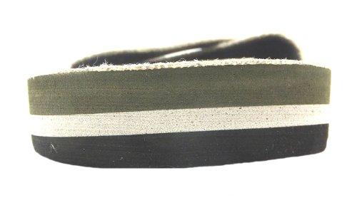 Dunlop Dmp565 - Sandalias de vestir para hombre verde verde