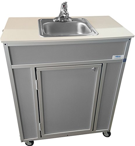 Monsam NS-009S NSF Certified Single Basin Self Contained