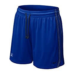 Duke Blue Devils Womens Fresh Mesh 5 Shorts - Junior Women - S (4-6)