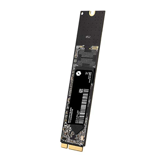 MECHREVO 256GB SSD for MacBook Air ssd 2012 Upgrade kit, Replacement for Mac A1465 A1466 SSD
