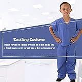 Super Soft Children Scrub Set Kids Dress up
