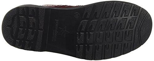 102896224ep loafers Rouge Mocassins bord Primadonna Femme O4dU4q
