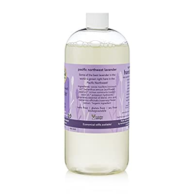 Oregon Soap Company - Foaming Castile Hand Soap, Made with USDA Certified Organic Oils