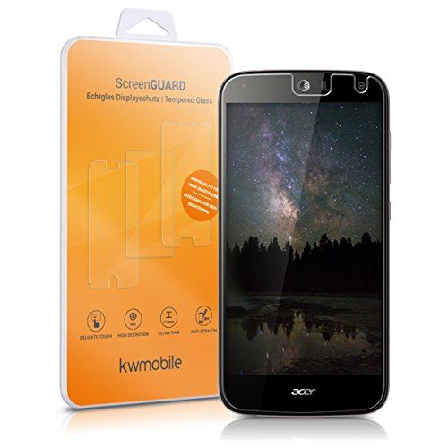 Tempered Glass Protector for Acer Liquid Z630 - 2