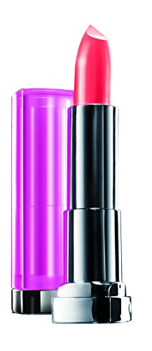 Maybelline New York Color Sensational Rebel Bloom Lipstick, Coral Burst, 0.15 (Lipstick Pink Coral)