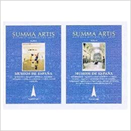 Amazon.com: Summa Artis 2 T. 6 Dvd´s Museos De España ...