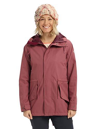 (Burton Women's Sadie Jacket, Rose Brown, Small)