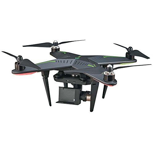 ZEROTECH XIRE0200 Xiro Xplorer G Model Quadcopter with 3-Axis Gimbal