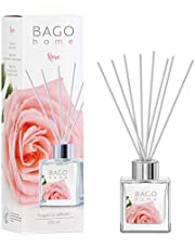 BAGO home Fragranced Reed Diffuser Set 100 ml 3.4 oz
