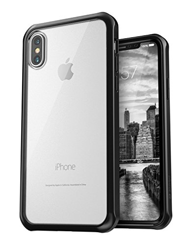 Jaagd iPhone X Case, iPhone X Cases, Hybrid Shock Modern Slim Non-slip Grip Cell Phone Case for...