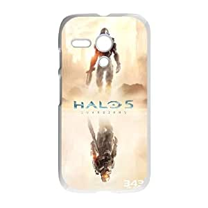 Motorola G Cell Phone Case White_Halo 5 Guardians FY1384546