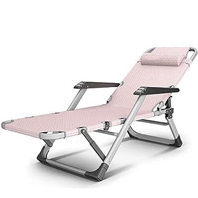 Recliner Sun Lounger Chair Sunbed Reclining Sun Chair Lightweight