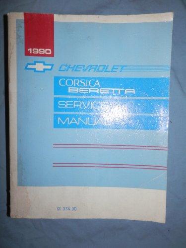 1990 Chevrolet Corsica Beretta Service Manual