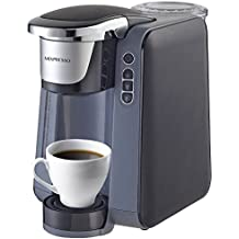 Single Cup Coffee Maker for K Cups (Compatible) By Mixpresso