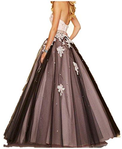 Dunkel Wunderschoen Gruen Abiballkleider Charmant Abschlussfeiern A Damen Ballkleider Linie Lang Abendkleider Spitze Tanzenkleider P475qvxw4H