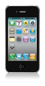 Belkin BEF8Z891 - Funda para móvil Apple iPhone 4/4S (Resistente a rayones), negro