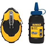 DEWALT DWHT47143 Chalk Reel and Kit, Blue