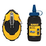 DEWALT DWHT47143 Chalk Reel and Kit, Blue