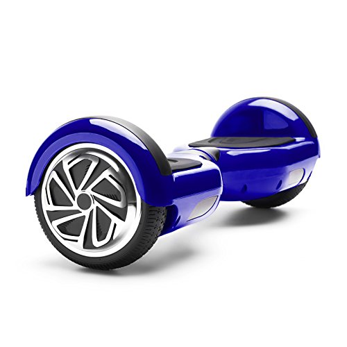 Hoverboard Self Balance Scooter Self Balancing Wheel Electric Scooters 2 Wheels UL2272 Certified (Blue)