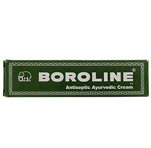 Boroline Antiseptic Ayurvedic Cream 20g (Pack of 2)