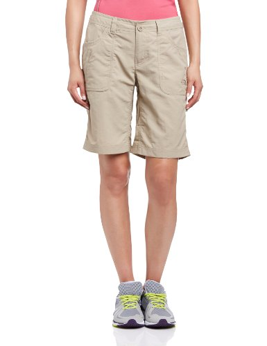 North Femme Short Horizon The Face Beige dWSad6q