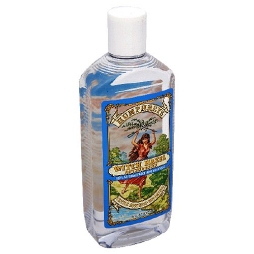 Price comparison product image Humphreys Witch Hazel Astringent, 16-Ounces (Pack of 4)