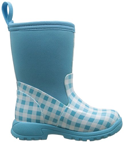 Boots Kid gingham Breezy Kid Blue Big Little Multi Boot Purpose Toddler blue Muck Mid 1dTw1H