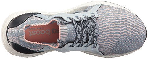 Adidas Performance Womens Ultraboost X Blu Tattile / Easy Blue / Haze Coral