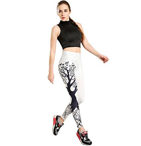 HYHAN Fue señoras delgadas nalgas delgadas apretados pantalones de yoga sudor absorbente de secado rápido transpirable tramo transpirable para las bragas de la aptitud yoga-0008