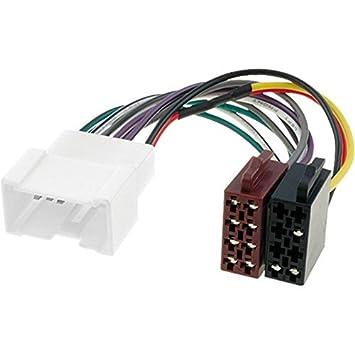 Silim-Cable adaptador ISO para radio de coche RENAULT/Grand Scenic Koleos/Laguna, Mégane, Scenic y Twingo 2: Amazon.es: Electrónica