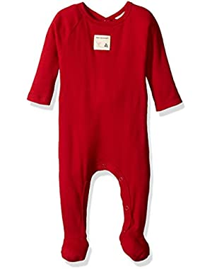 Girls' Busy Organic Union Suit
