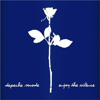 Depeche Mode Enjoy The Silence Musik Hochwertigen Auto Autoaufkleber 10 X 10 Cm Küche Haushalt