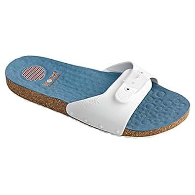 Wock Multi Color Flip Flops Slipper For Women