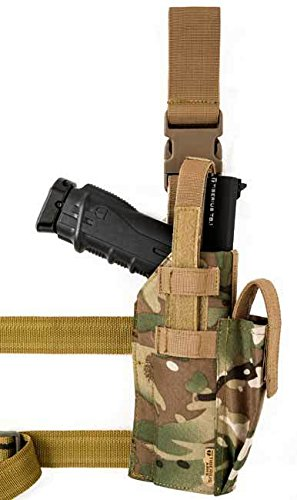 (Tiberius Arms MOLLE Pistol Holster - TriCam)