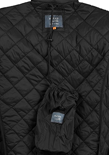 Uomo Blend E Black Sportive Stanley Da Giacche 70155 Tecniche HFypROaFr