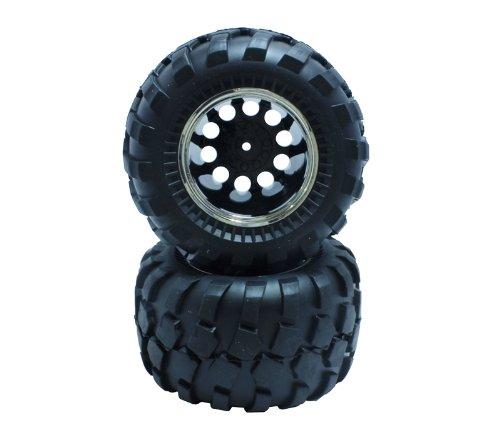 Bloc motif pneu plaque jante jeu de roues (CW01 arriere pour dejà / adhesif) NO-650 No.1 OPCIoeN