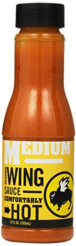 (Buffalo Wild Wings Sauce (Medium))