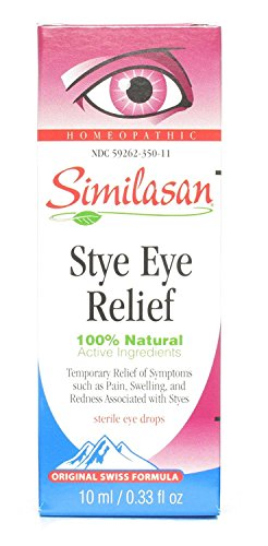 (Similasan Stye Eye Relief Eye Drops, 0.33 Ounce - 3 per case. )