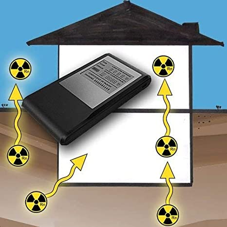 Radon Gas Gauge Meter Data Logger Detector Radio Activity Keller House Rn1 Fba Baumarkt