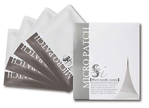 Spa Treatment i Micro Patch 2 x 4 set (8 pieces)