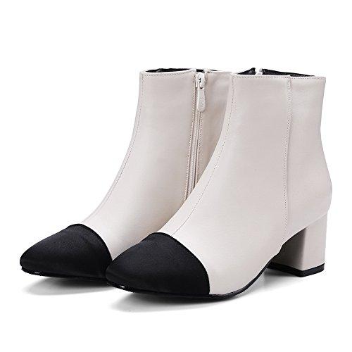 35 Sandali Bianco Zeppa Donna con BalaMasaAbl10562 White ABwqYZB
